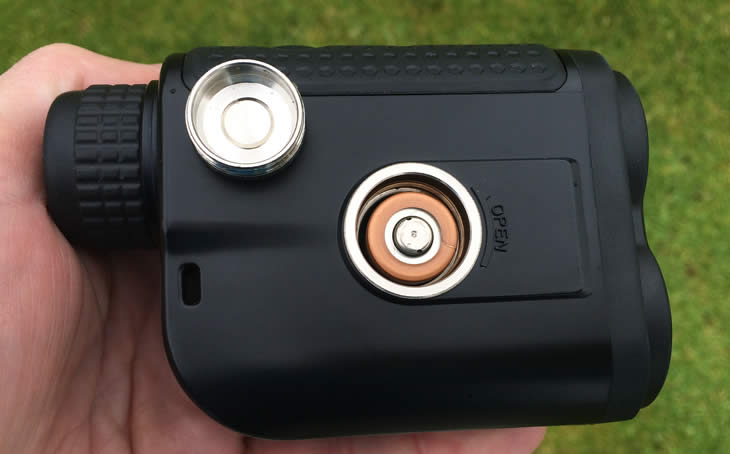 GolfBuddy LR3 Laser Battery