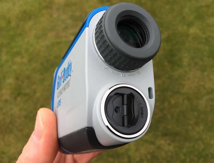 GolfBuddy LR5 Golf GPS Rangefinder Review - Golfalot