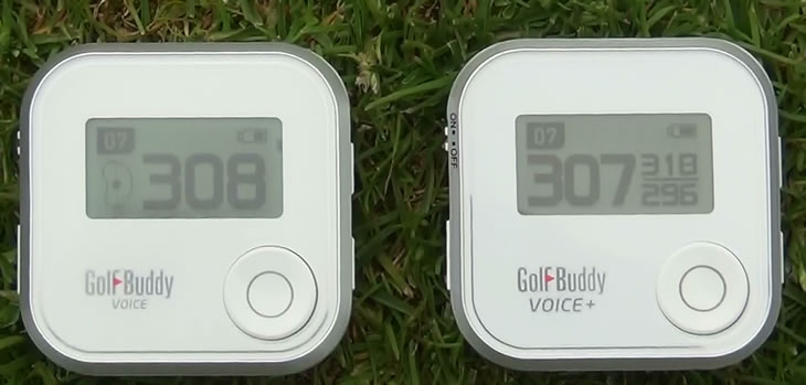 GolfBuddy Voice+ GPS
