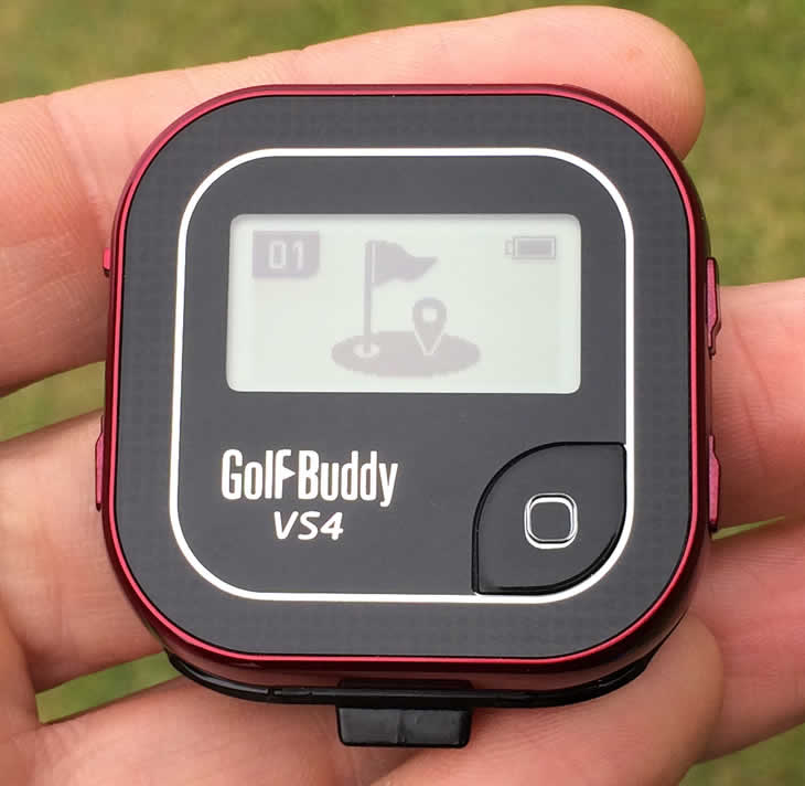 GolfBuddy VS4 Voice GPS