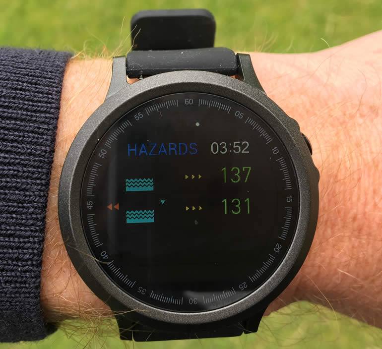 GolfBuddy WTX GPS Watch Review