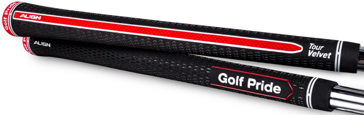 Golf Pride Align Technology Golf Grips