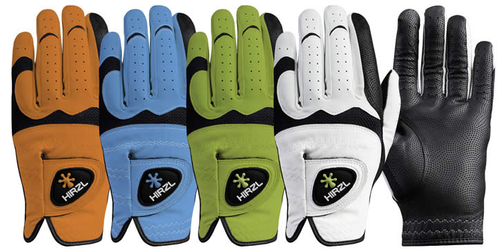 Hirzl Trust Hybrid Plus+ Golf Gloves