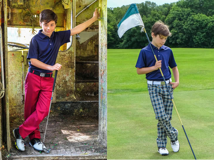 Joseph Garratt Golf Clothing