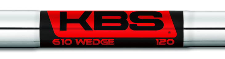 KBS 610 Wedge Golf Shaft