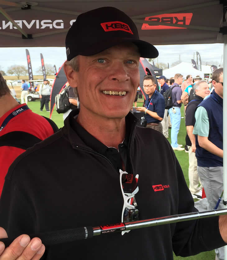 KBS Tour FLT Shaft Kim Braly Interview