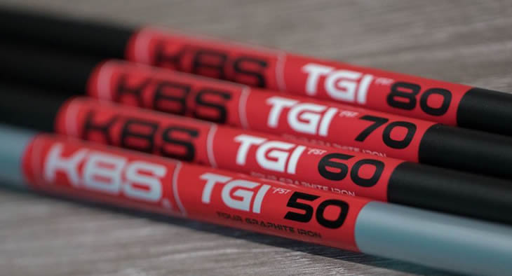 KBS Tour Graphite Iron Golf Shaft