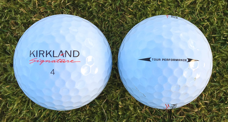 Kirkland Signature Golf Ball Review - Golfalot