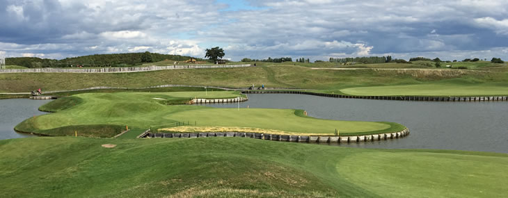 Le Golf National Ryder Cup 2018 course