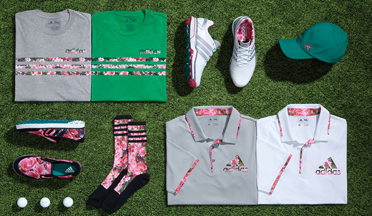 Adidas 2015 Limited Edition Masters Apparel