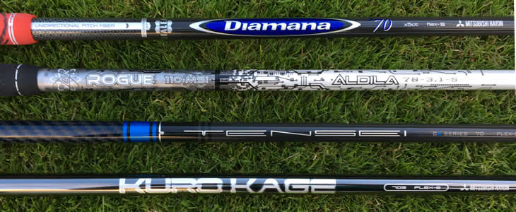 Mitsubishi Rayon Golf Shafts