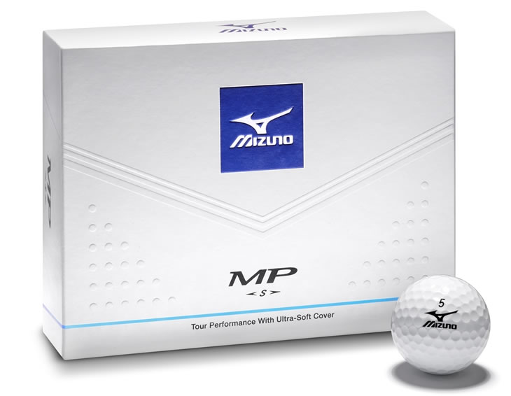 Mizuno MP-S Golf Ball