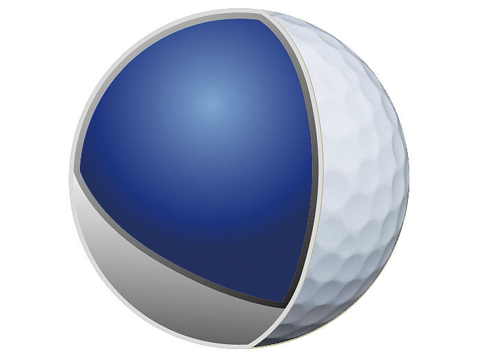 Mizuno MP-S 2015 Golf Ball