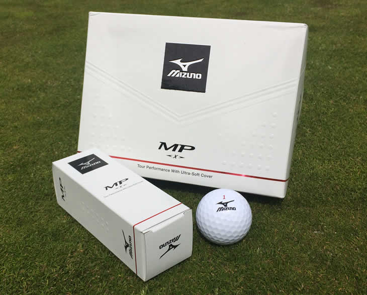 Mizuno MP-X 2015 Golf Ball