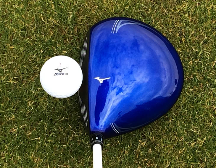 Mizuno JPX850 Driver Address
