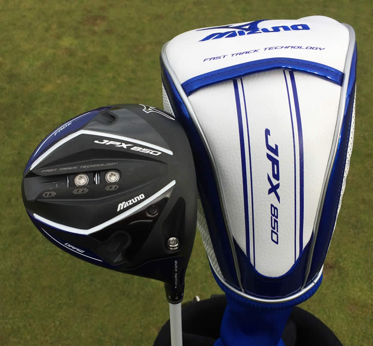 mizuno jpx 850 driver instructions