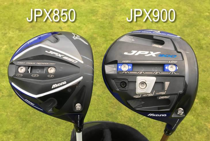 Mizuno JPX900 Driver