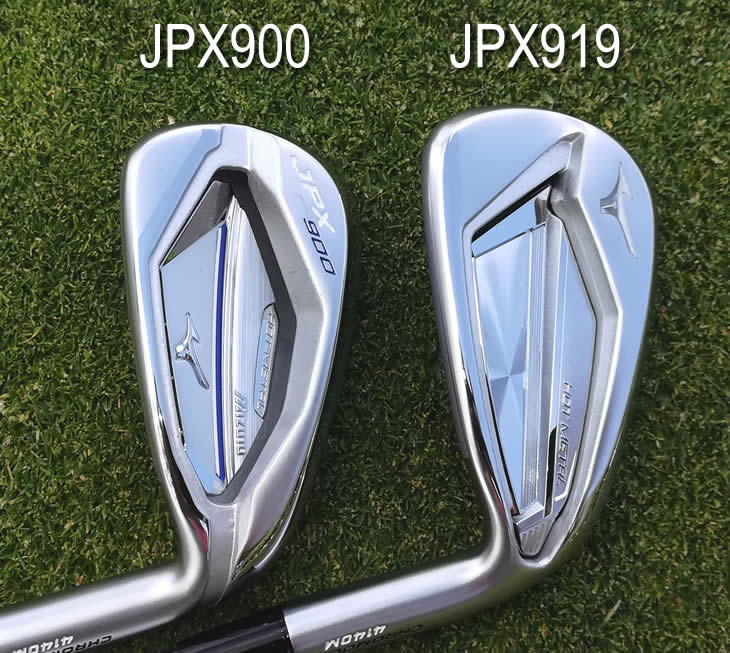 Mizuno JPX919 Hot Metal Irons Review - Golfalot c76c347c7