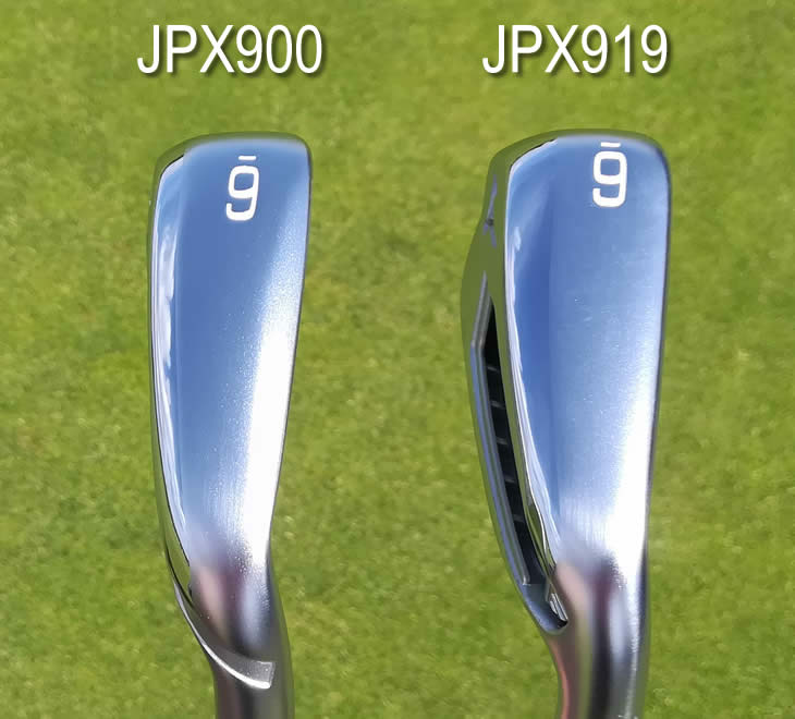 mizuno jpx 900 hot metal vs ping g400