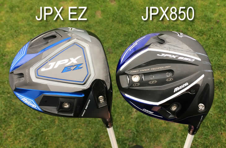 Review: mizuno jpx-850 driver yourcaddy.