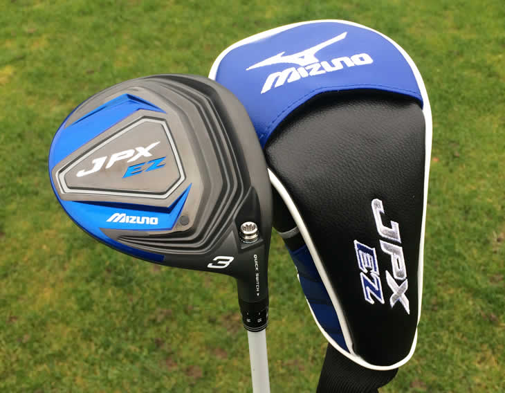 mizuno jpx fairway wood review