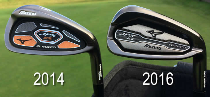 Mizuno JPX EZ Forged 2016 Iron