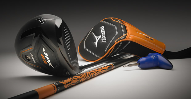 Mizuno JPX EZ Driver, Headcover And Wrench