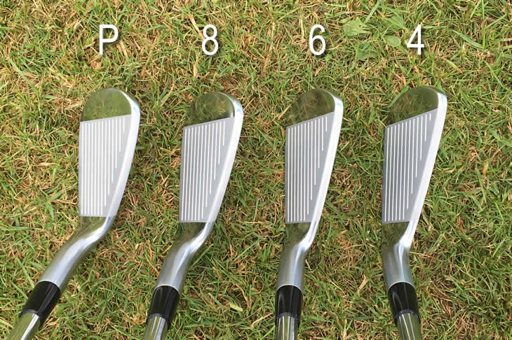 Mizuno MP-18 Irons