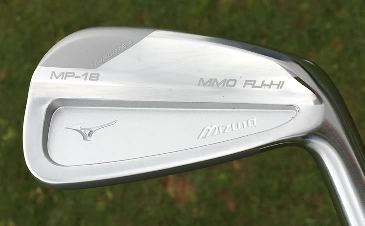 Mizuno MP-18 MMC Fli-Hi Irons