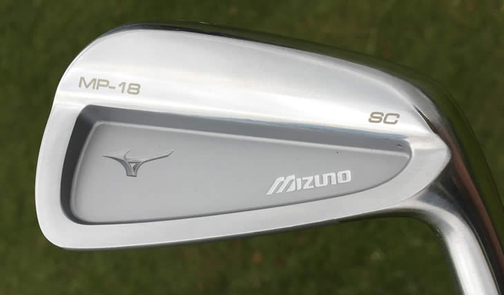 Mizuno MP-18 SC Irons