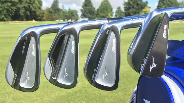 Mizuno MP-18 Irons Review - Golfalot