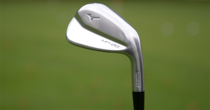 Mizuno MP-20 HMB Irons