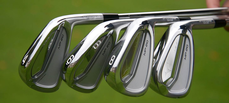 Mizuno MP-20 MMC Irons Review