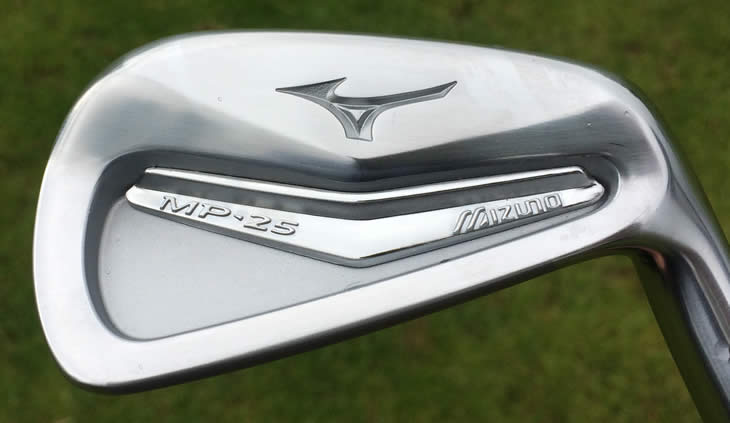 Mizuno MP-25 Iron