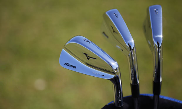 Mizuno MP-4 Iron Profiles