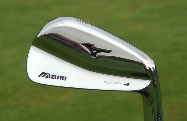 mizuno mp 33 iron specs