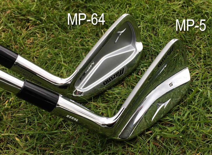 mizuno mp 64 vs mp 15