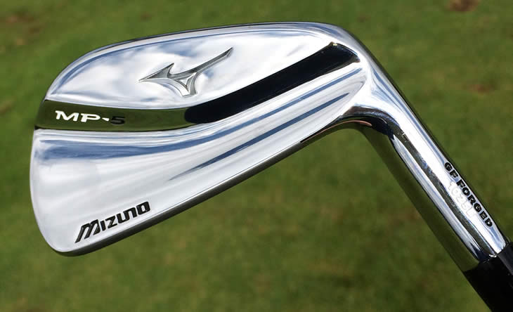 are mizuno irons the best