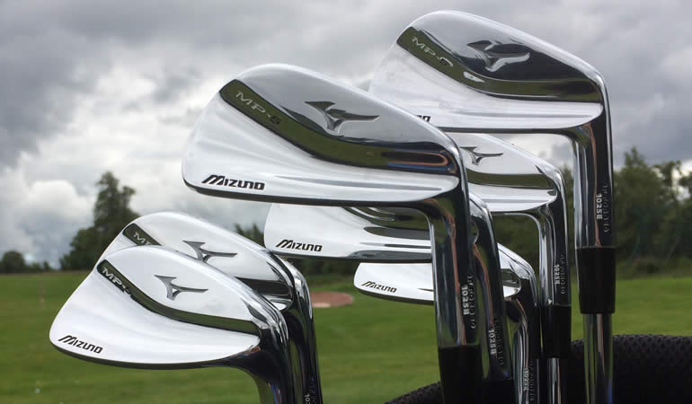 REVIEW: Mizuno MP-5 Irons