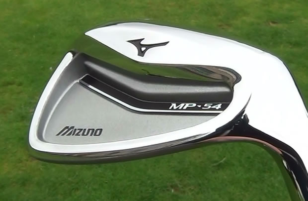 Mizuno MP-54 Short Iron