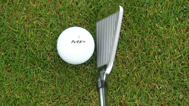 Mizuno MP-54 Irons Address View