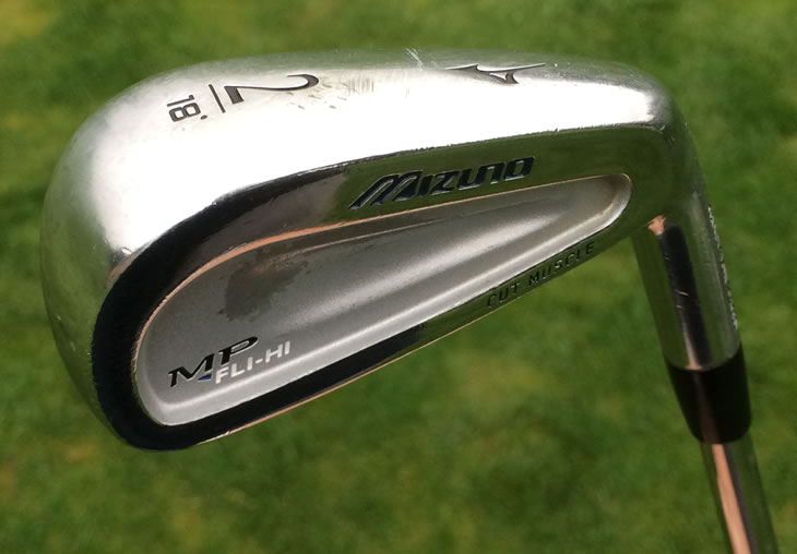 Mizuno MP-FliHi Iron