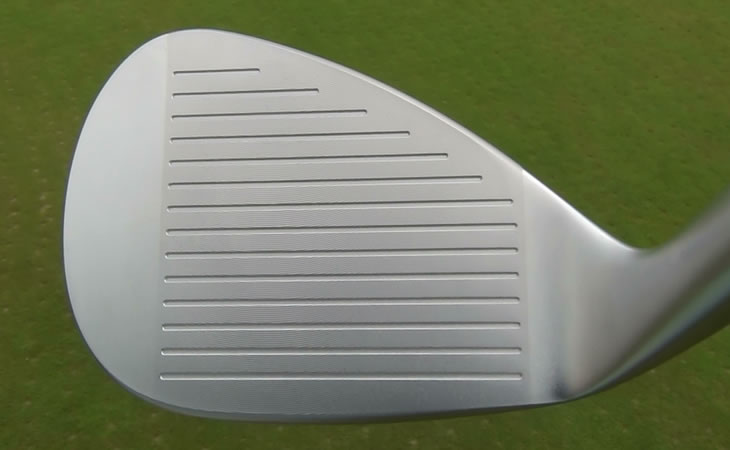 Mizuno MP-T5 Wedge Face