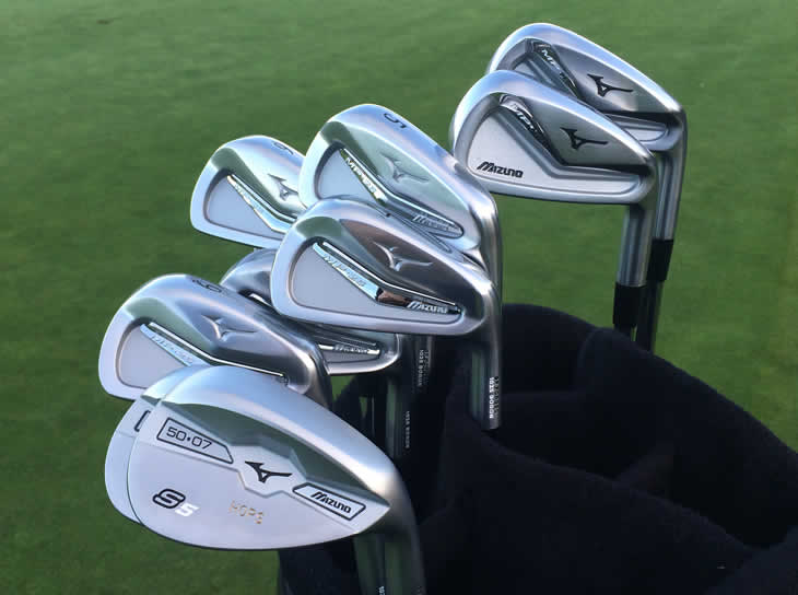 Mizuno Swing DNA Fitting Review