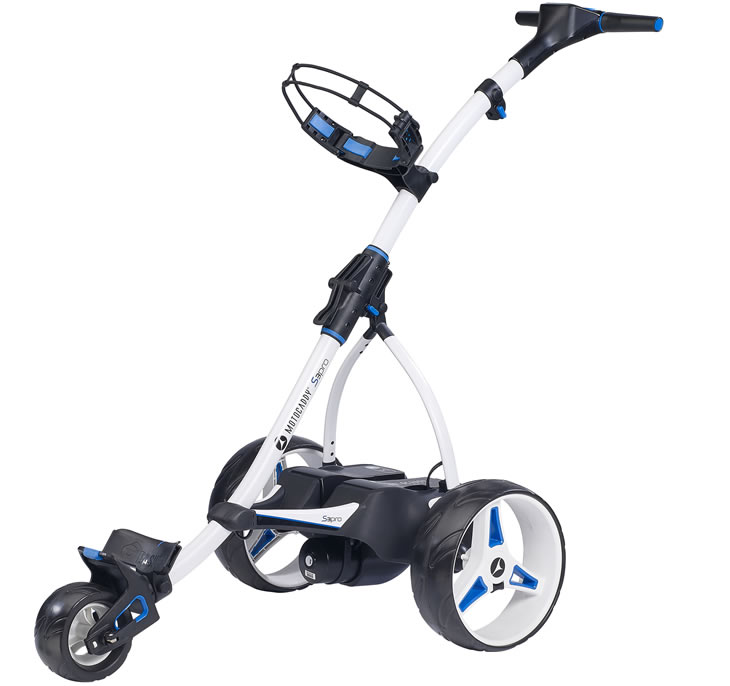 Motocaddy S3 Pro 2016 Golf Trolley