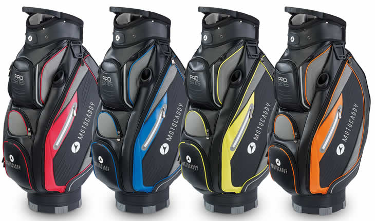 Motocaddy Pro-Series 2017 Golf Bags