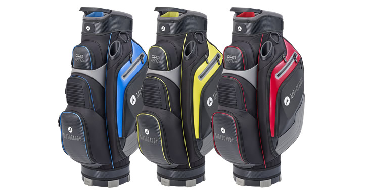 Motocaddy Bag Series 2019