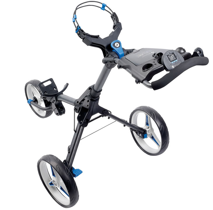 Motcaddy Cube Connect Golf Trolley