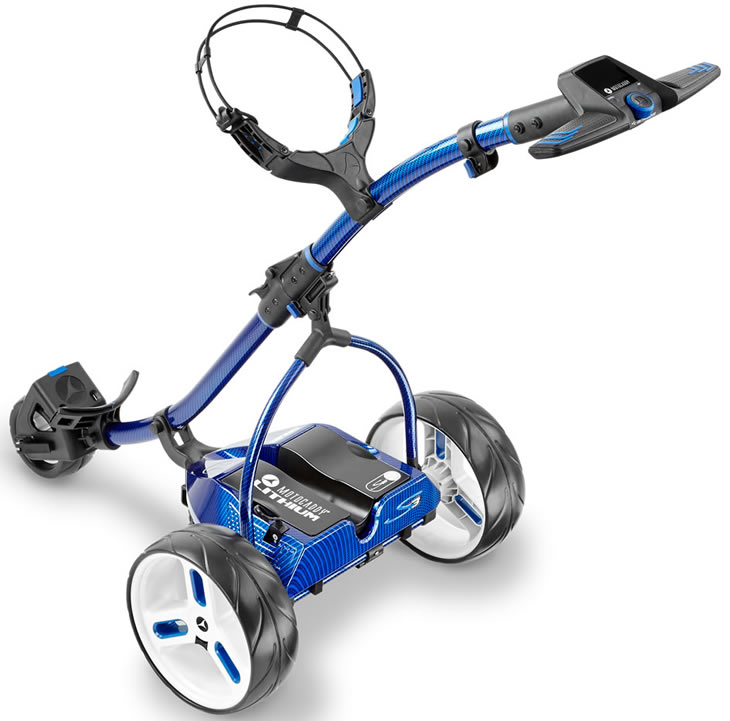 Motocaddy Ziegler Trolley Customisation