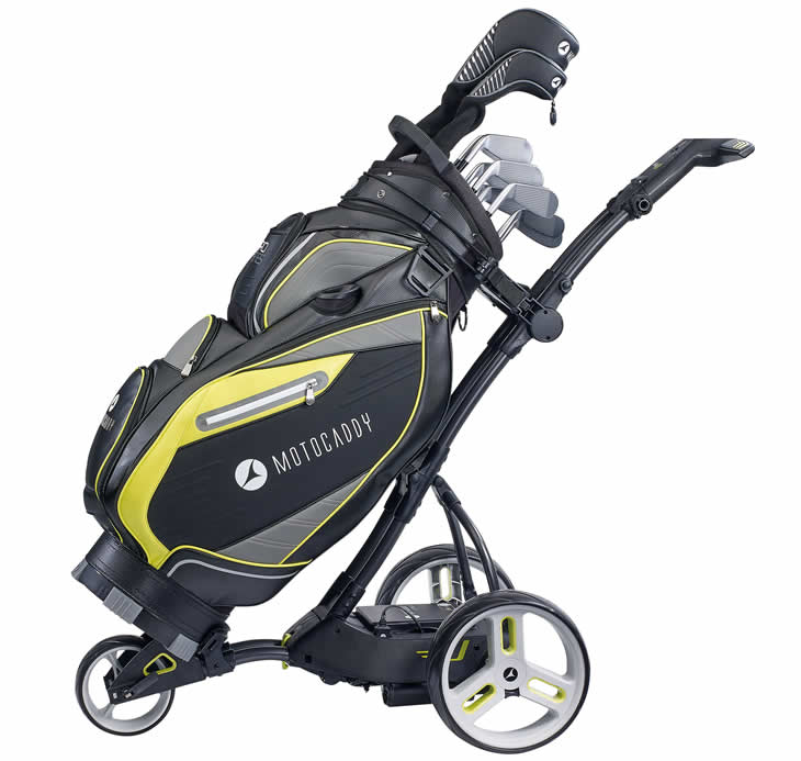 Motocaddy M1 Pro DHC Golf Trolley